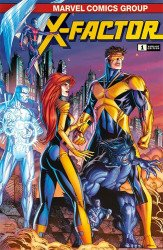 Marvel Comics's X-Factor Issue # 1igcomics