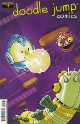 Dynamite Entertainment's Doodle Jump Issue # 3b