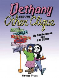 Hermes Press's Dethany And The Other Clique TPB # 1