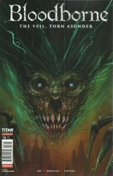 Titan Comics's Bloodborne Issue # 16