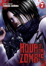 Seven Seas Entertainment's Hour Of The Zombie Soft Cover # 7