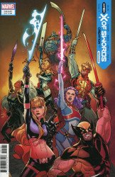 Marvel Comics's X of Swords: Creation Issue # 1f