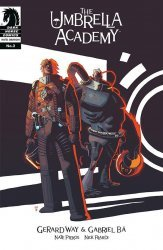 Dark Horse Comics's The Umbrella Academy: Hotel Oblivion Issue # 2