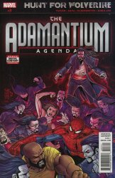 Marvel Comics's Hunt For Wolverine: Adamantium Agenda Issue # 3