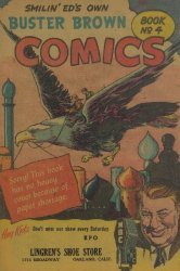 Buster Brown Shoes's Buster Brown Comics Issue # 4lingrens