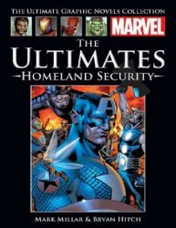 Hachette Partworks Ltd.'s Ultimate Graphic Novels Collection Hard Cover # 53