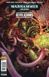 Titan Comics's Warhammer 40,000 Issue # 6