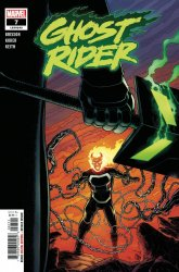 Marvel Comics's Ghost Rider Issue # 7