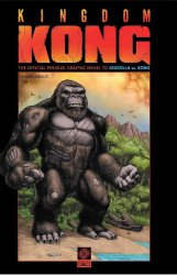 Legendary Comics's Kingdom Kong Soft Cover # 1