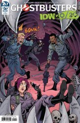IDW Publishing's Ghostbusters: IDW 20/20 Issue # 1ri
