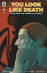 Dark Horse Comics's You Look Like Death: Tales from the Umbrella Academy Issue # 6b