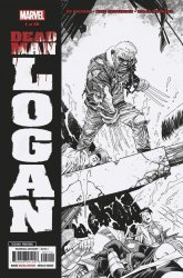Marvel Comics's Dead Man Logan Issue # 1 - 2nd print