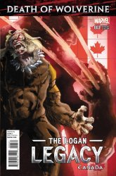 Marvel's Death of Wolverine: The Logan Legacy Issue # 3b