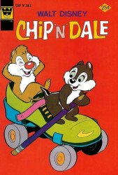 Gold Key's Chip 'n' Dale Issue # 31whitman