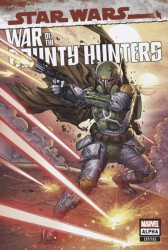 Marvel Comics's Star Wars: War of the Bounty Hunters - Alpha Issue # 1gothamcentral-a