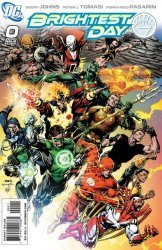 DC Comics's Brightest Day Issue # 0