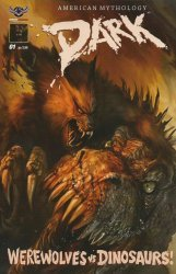 American Mythology's American Mythology: Dark Werewolves Vs. Dinosaurs Issue # 1b