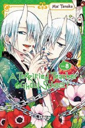 Yen Press's A Terrified Teacher at Ghoul School Soft Cover # 8