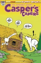 American Mythology's Casper's Capers Issue # 1b