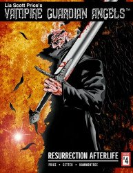 CreateSpace's Vampire Guardian Angels Issue # 4