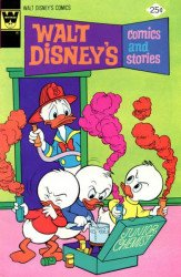 Gold Key's Walt Disney's Comics and Stories Issue # 414whitman