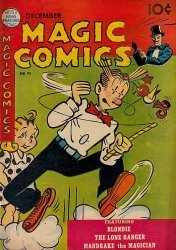 David McKay Publications's Magic Comics Issue # 113