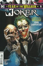 DC Comics's Joker: Year of The Villain Issue # 1