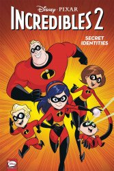 Dark Horse Comics's Disney Pixars: Incredibles 2  TPB # 2