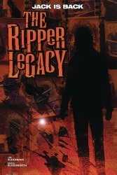 Caliber Comics's The Ripper Legacy Soft Cover # 1
