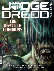 Rebellion's Judge Dredd: Megazine Issue # 409