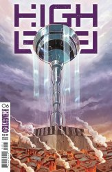 Vertigo's High Level Issue # 6