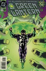 DC Comics's Green Lantern Issue # 0