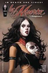Coffin Comics's La Muerta Vengeance Issue # 1