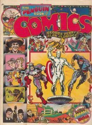 Penguin Books's The Penguin Book of Comics Issue # 1-2nd print