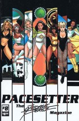 Tony Lorenz Productions's Pacesetter: George Perez Magazine Issue # 8