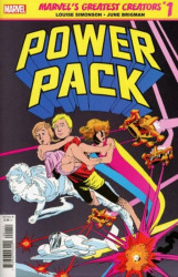 Marvel Comics's True Believers: Marvels Greatest Creators - Power Pack Issue # 1