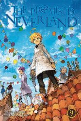 Viz Media's The Promised Neverland Soft Cover # 9