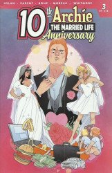 Archie Comics Group's Archie the Married Life: 10th Anniversary Issue # 3c