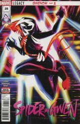Marvel Comics's Spider-Gwen Issue # 25