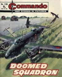 D.C. Thomson & Co.'s Commando: War Stories in Pictures Issue # 1198