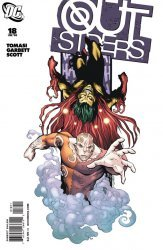 DC Comics's The Outsiders Issue # 18