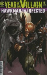 DC Comics's Hawkman Issue # 18