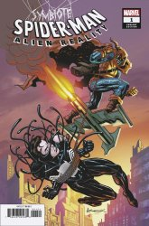 Marvel Comics's Symbiote Spider-Man: Alien Reality Issue # 1b