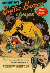 Buster Brown Shoes's Buster Brown Comics Issue # 15hutchinson