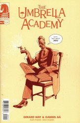 Dark Horse Comics's The Umbrella Academy: Hotel Oblivion Issue # 7b
