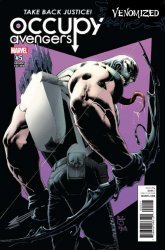 Marvel Comics's Occupy Avengers Issue # 5b