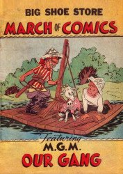 Western Printing Co.'s March of Comics Issue # 26d
