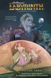 Archaia Studios Press's Jim Henson's Labyrinth: Coronation TPB # 3