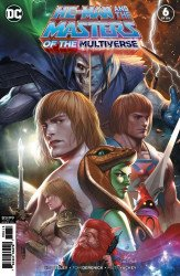 DC Comics's He-Man and the Masters of the Multiverse Issue # 6