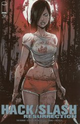 Image Comics's Hack/Slash: Resurrection Issue # 12